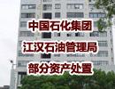 中国石化集团江汉石油管理局部分资产处置